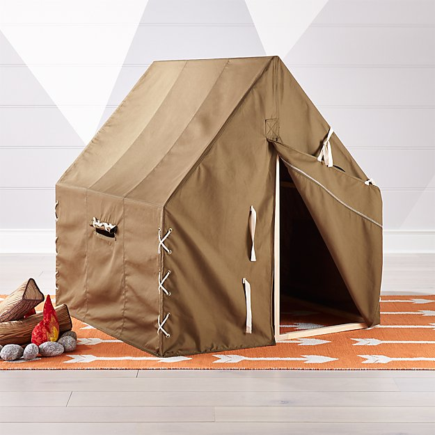 Kids Playhouse Tent Reviews Crate And Barrel
