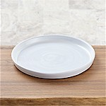 Campana Large White Plant Saucer