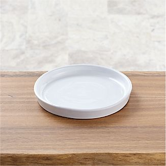 saucers crate and barrel