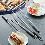 Set of 4 Campfire Forks