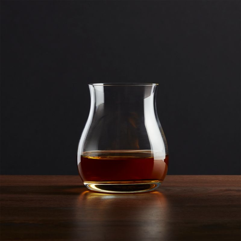 Canada Glencairn Whiskey Glass Reviews Crate And Barrel