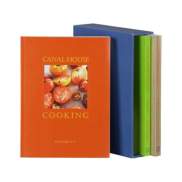 """Canal House Cooking Set Volumes 1-3"""
