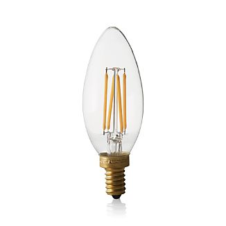 Tala Candle 4-Watt Dimmable LED Vintage Bulb