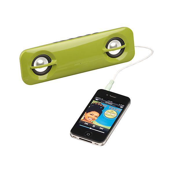 Candy Bar Travel Speaker