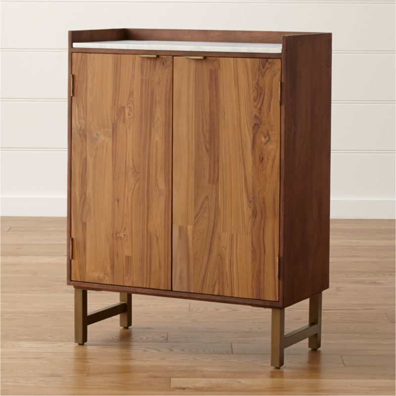 Cantina Bar Cabinet & Bar Cabinets and Bar Carts | Crate and Barrel