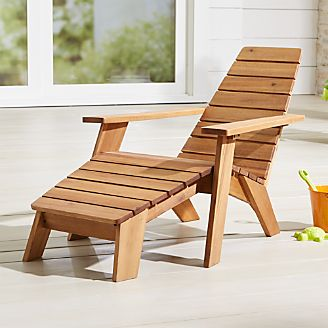Incroyable Adirondack Cape Outdoor Lounge Chair