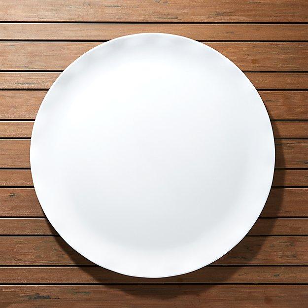 Cape Round Platter