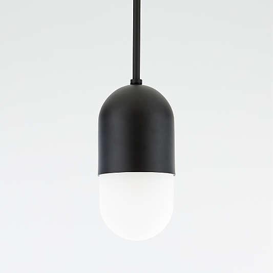 Caplet Outdoor Pendant Light