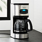 Capresso ® 12 Cup Stainless Steel Coffee Maker