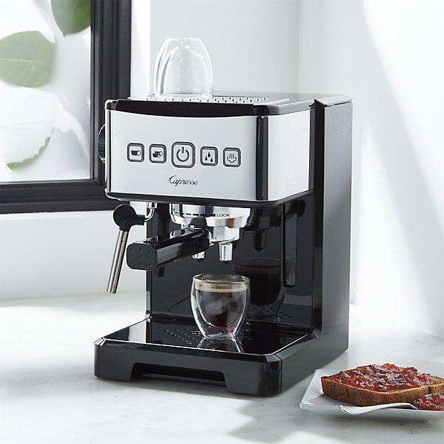 79fdc365ea57 Capresso Ultima Pro Pump Espresso Machine + Reviews