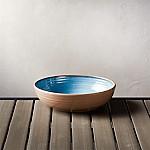 Caprice Blue 8  Melamine Bowl