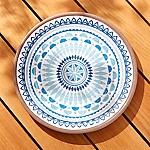 Caprice Medallion Melamine Platter
