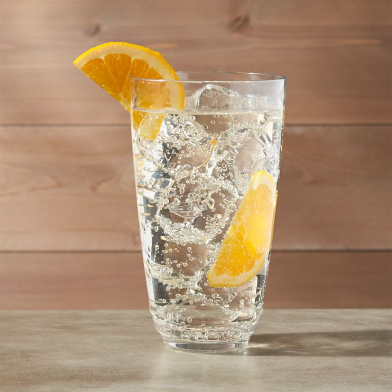 Caprice Tritan Highball Glass Reviews Crate And Barrel