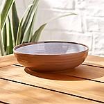 Caprice White Melamine Bowl