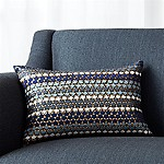 Capshaw 18 x12  Pillow with Down-Alternative Insert