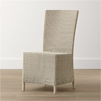Captiva Seaside White Dining Chair