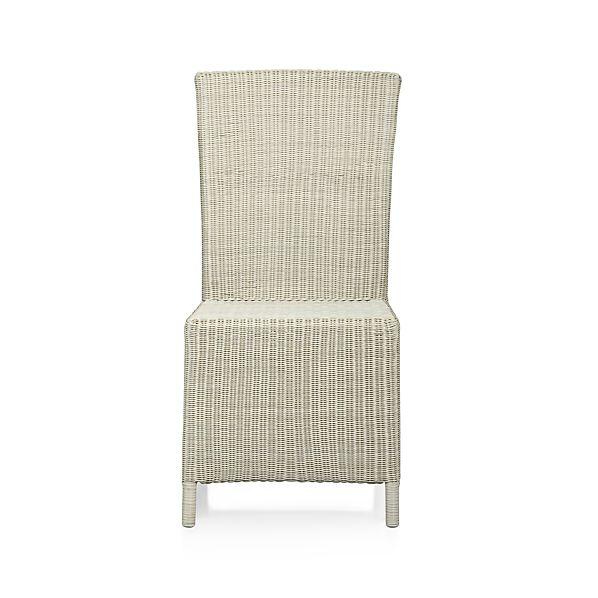 Captiva Seaside White Side Chair