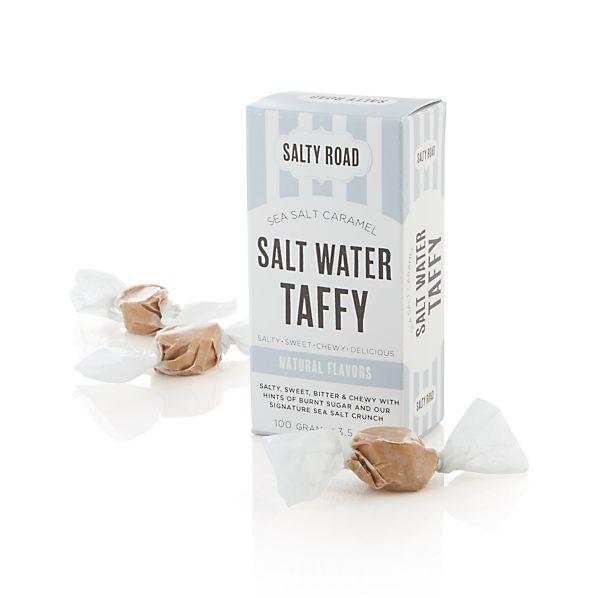 Caramel Sea Salt Water Taffy