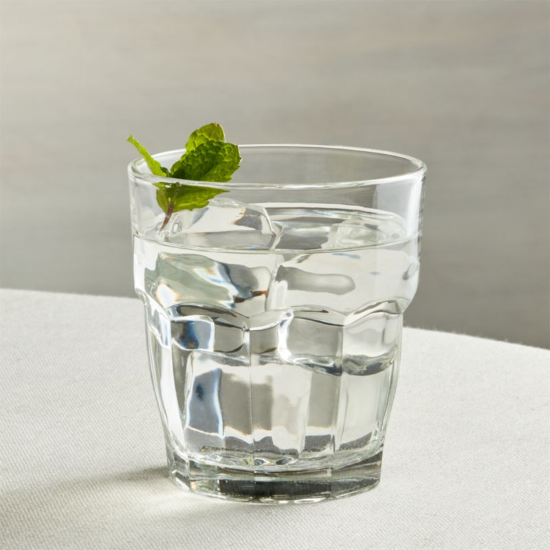 The familiar, casual shape of the classic bistro glass sits well in hand and is a great choice for everyday dining. Specially tempered soda lime glass is cold and heat resistant, and because it has no lead it's 100% recyclable. Classic shape allows allows for glasses to be stacked.<br /><br /><NEWTAG/><ul><li>Soda lime glass</li><li>12 oz.</li><li>Recyclable</li><li>Dishwasher- and microwave-safe</li><li>Made in Spain</li></ul>