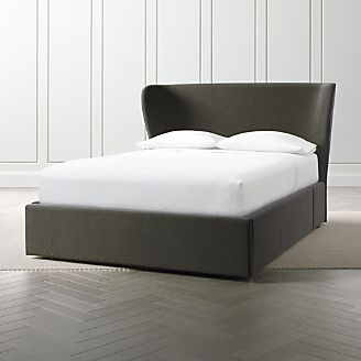 Beds Headboards Crate And Barrel