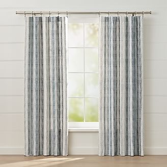 carmelo patterned curtains