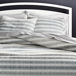 Carmelo Patterned Duvet Covers and Pillow Shams
