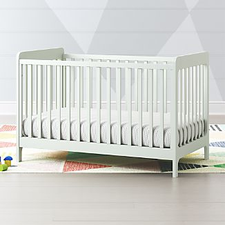 Carousel Mint Crib