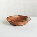 Carson Individual Acacia Bowl