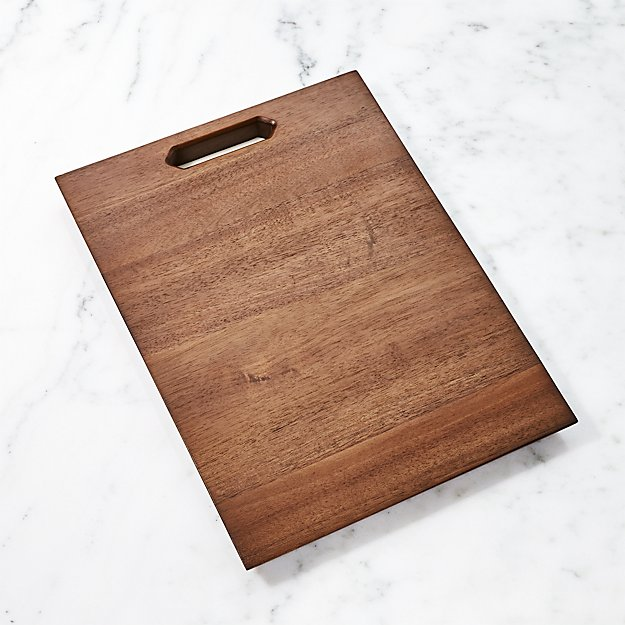 Carter Acacia Wood Board In Cutting Boards Reviews