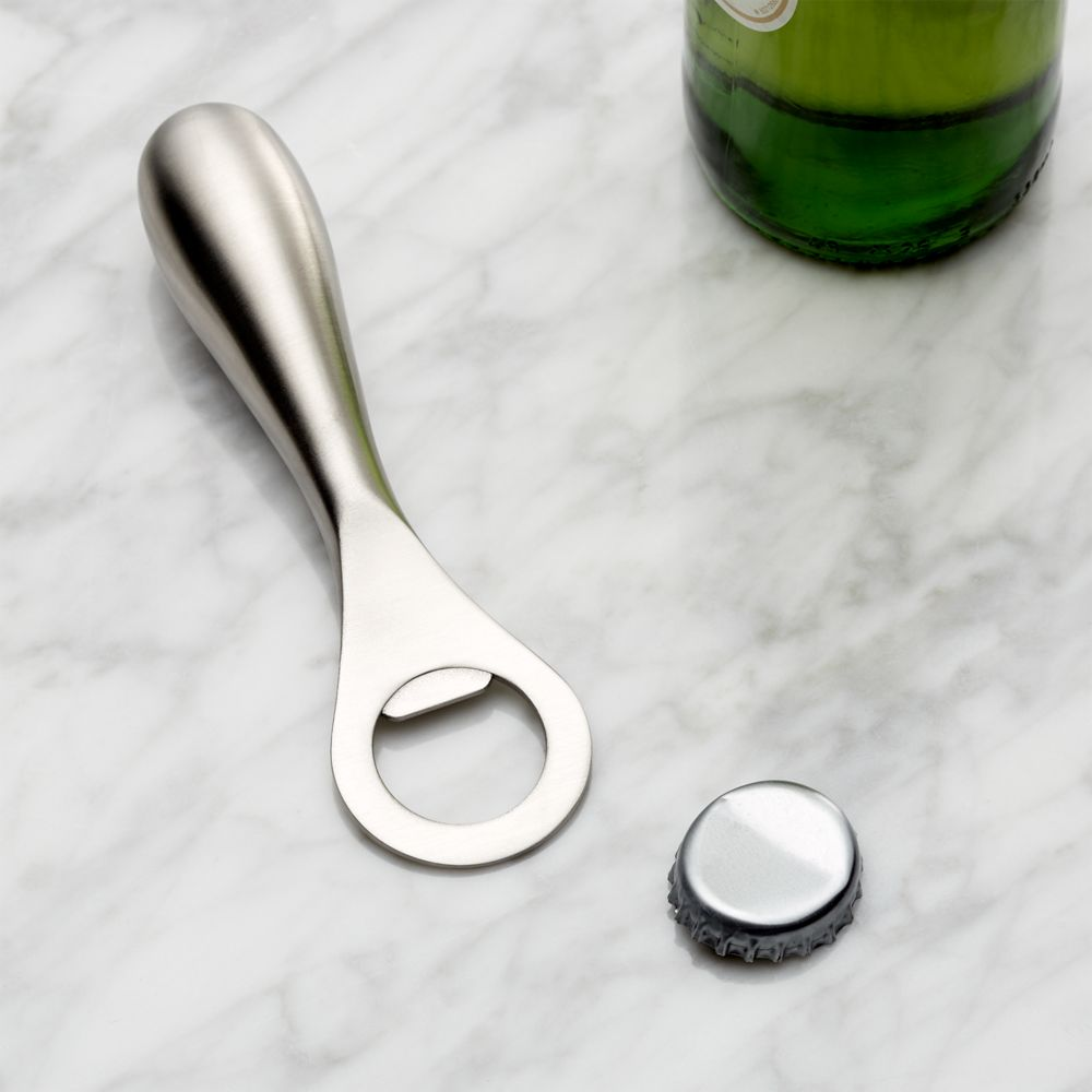 Carter Bottle Opener - Crate and Barrel