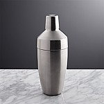 Carter Stainless Steel Cocktail Shaker