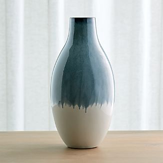 Cascade Large Ombre Vase