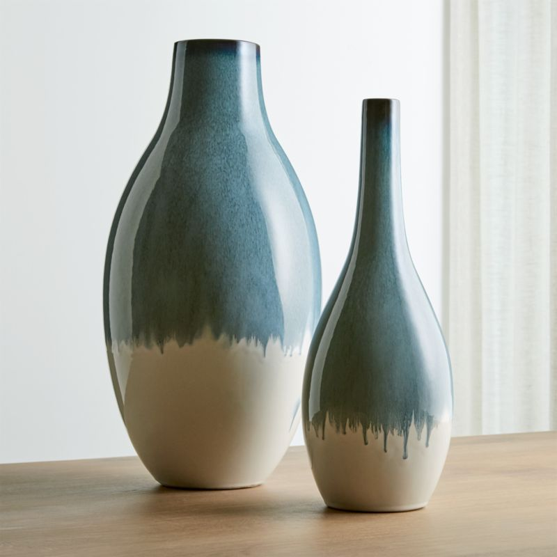 Cascade Vases Crate And Barrel