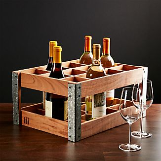 Case Wine Rack