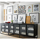 View product image Casement Black Small Sideboard - image 4 of 9