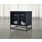 View product image Casement Black Small Sideboard - image 1 of 9