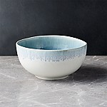 Caspian Blue Reactive Glaze Cereal Bowl