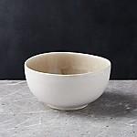Caspian Grey Reactive Glaze Cereal Bowl