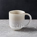 Caspian Grey Reactive Glaze Mug