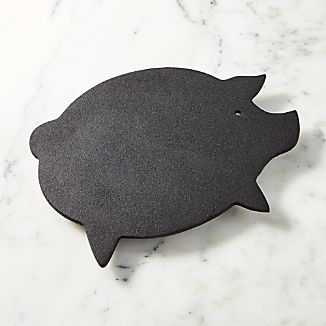 Cast Iron Pig Trivet