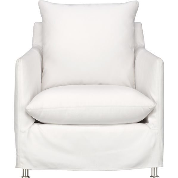 Catalina Lounge Chair with Legs