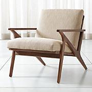 Pleasant Mid Century Modern Furniture Crate And Barrel Ibusinesslaw Wood Chair Design Ideas Ibusinesslaworg