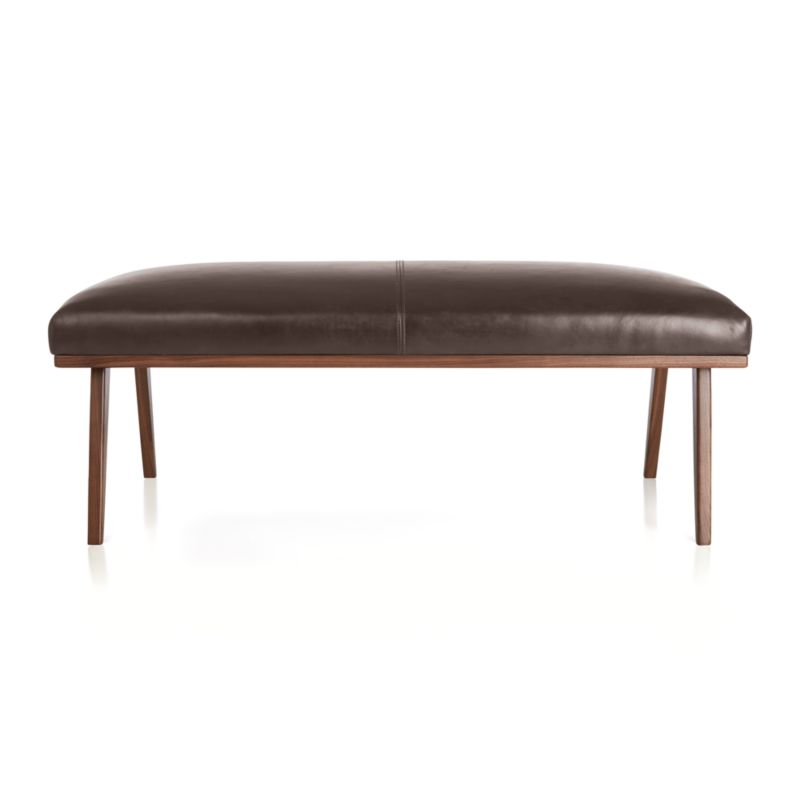Online Designer Bedroom Cavett Leather Bench