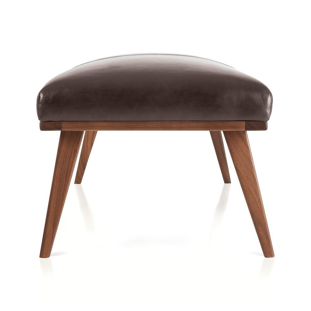 Online Designer Bedroom Cavett Leather Bench