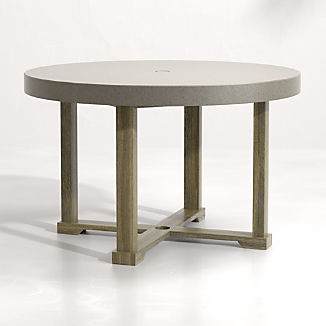 Cayman 48' Round Dining Table