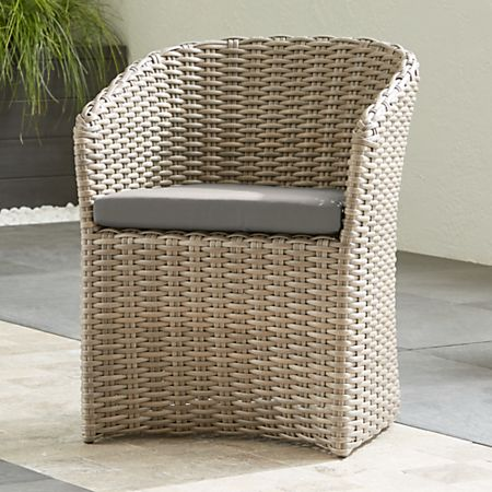 Cayman Outdoor Dining Chair With