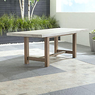 Handcrafted Dining Table Crate And Barrel
