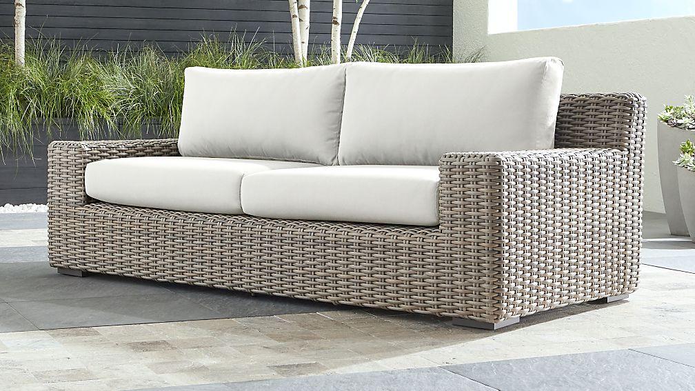 Outdoor Sofa Cushions Outdoor Sofa Cushions Wayfair Thesofa