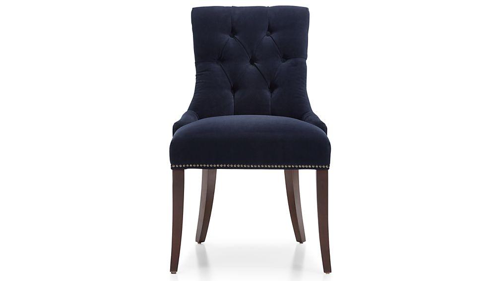 Cecelia Velvet Dining Chair