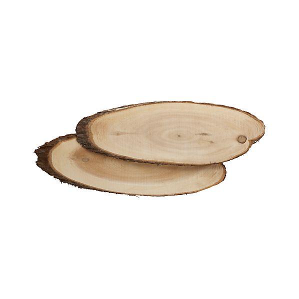 Set of 2 Jumbo Cedar Grilling Planks